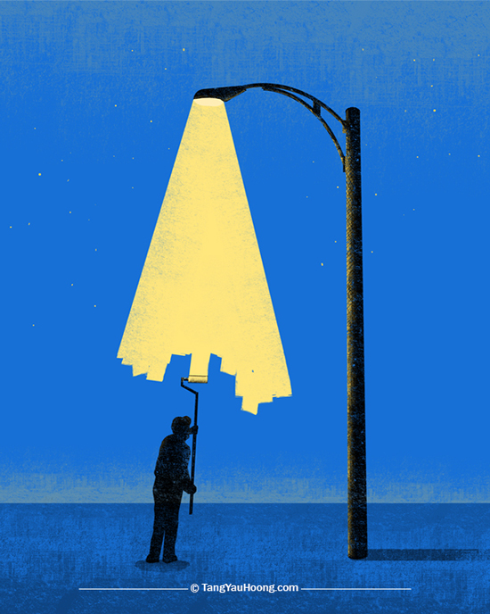 Surrealism And Illusion Tang Yau Hoong
